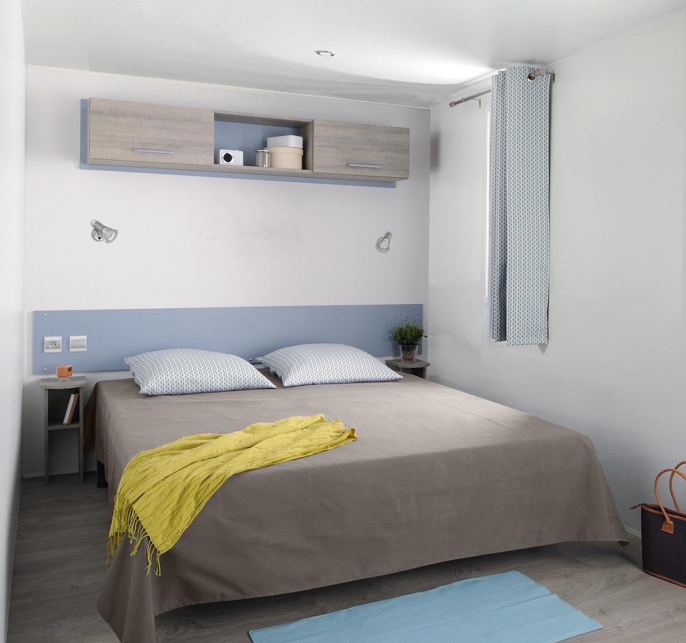 Chambre Mobil-home Camping Périgord